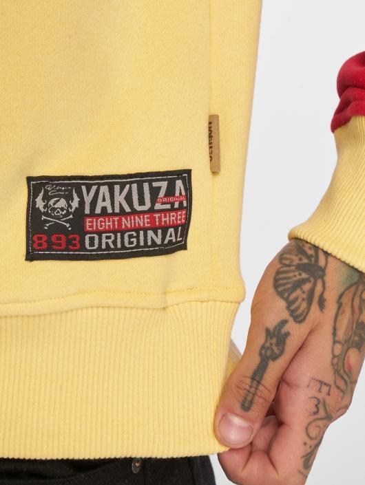 Yakuza Hupparit Skull Two Face keltainen