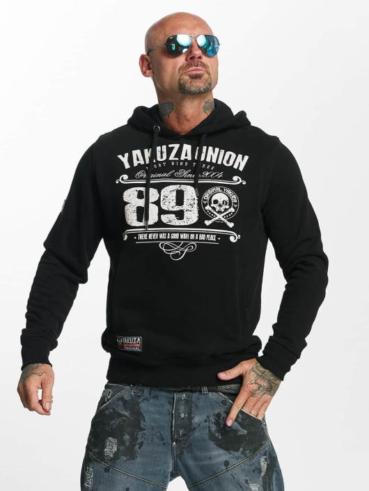 Yakuza Hupparit 893 Union musta