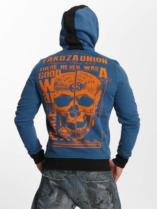 Yakuza Hupparit 893 Union sininen