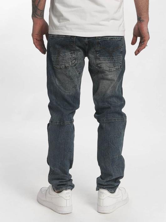 Yakuza Jean coupe droite Straight Fit Jeans indigo