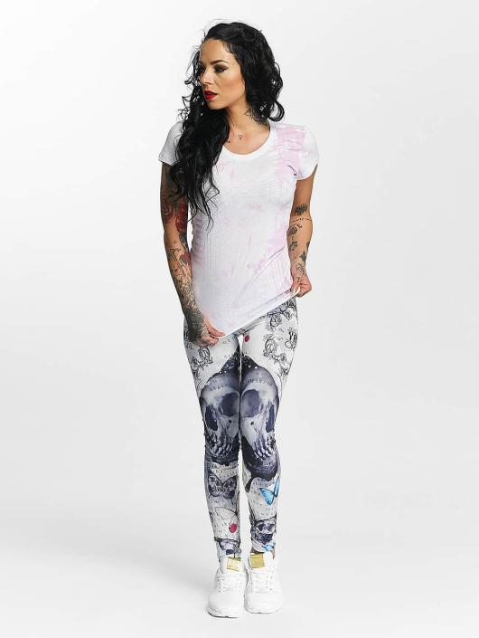 Yakuza Leggings Butterfly färgad