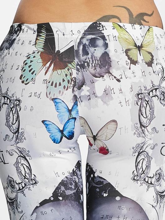 Yakuza Leggings/Treggings Butterfly colored