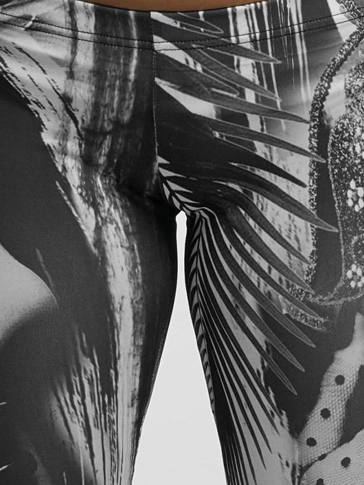 Yakuza Leggings/Treggings Mask On svart
