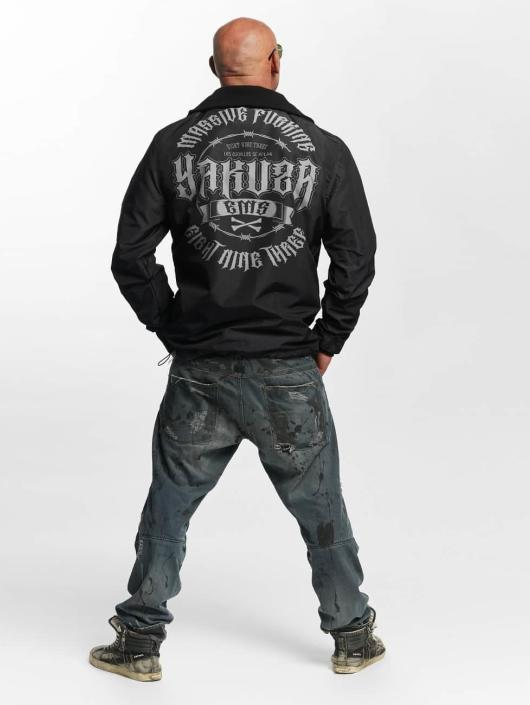 Yakuza Lightweight Jacket Massive Fxxking black