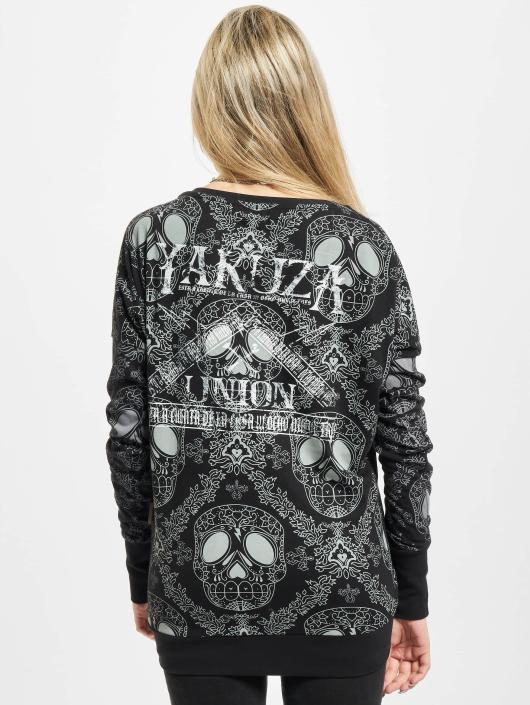 Yakuza Longsleeve Union grey