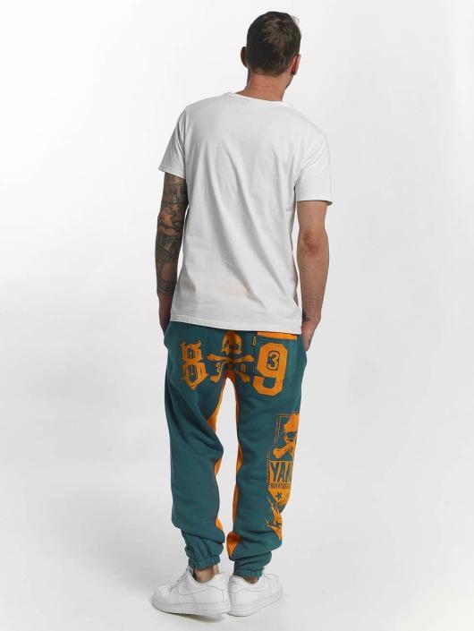 Yakuza Pantalone ginnico Two Face blu