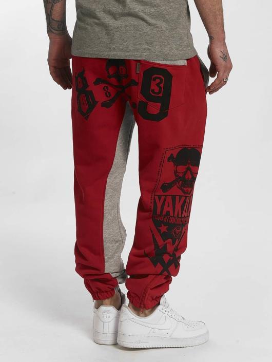 Yakuza Pantalone ginnico Two Face rosso