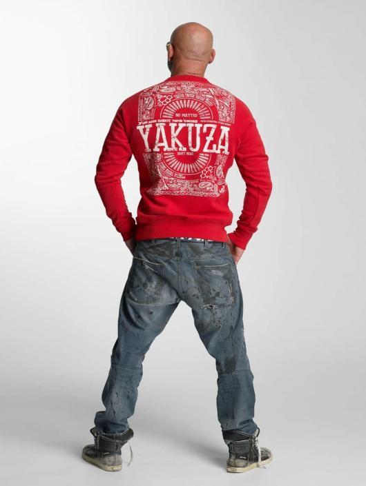Yakuza Pullover No Matter rot
