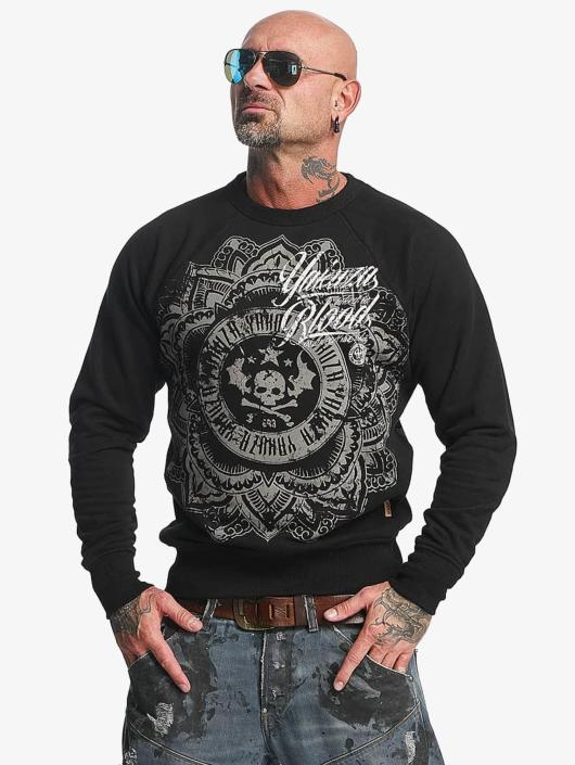 Yakuza Pullover Inked In Blood schwarz