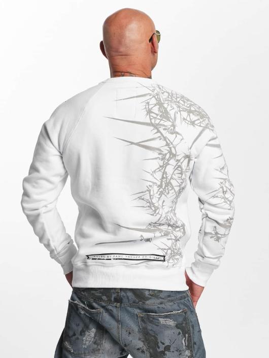 Yakuza Puserot Thorns valkoinen