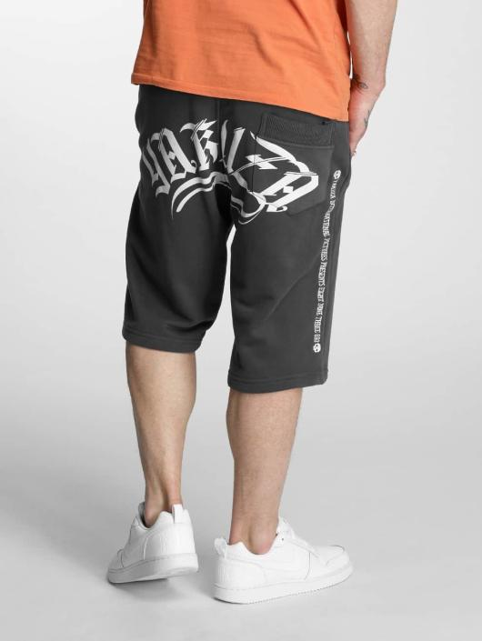 Yakuza Shorts Armed Society grau
