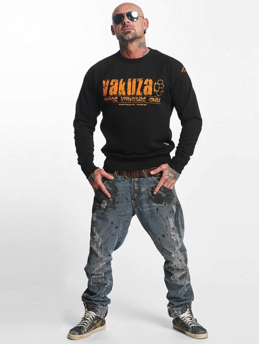 Yakuza Sweat & Pull Brass Knuckles noir