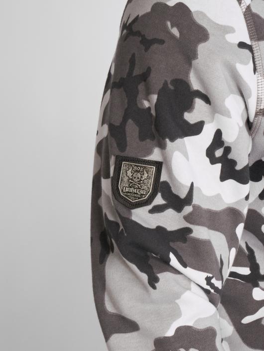 Yakuza Sweat capuche Sicario camouflage