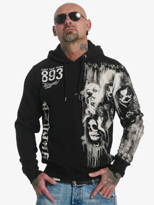 Yakuza Sweat capuche Waiting Death noir