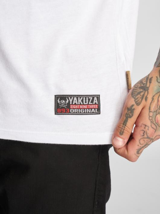 Yakuza T-shirt Shadowplay bianco