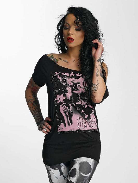 Yakuza T-Shirt Respirator black