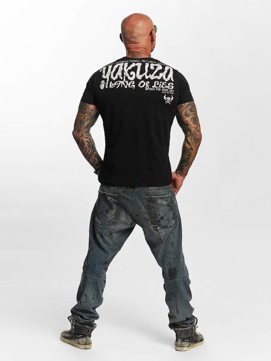 Yakuza T-Shirt King Of Lies black