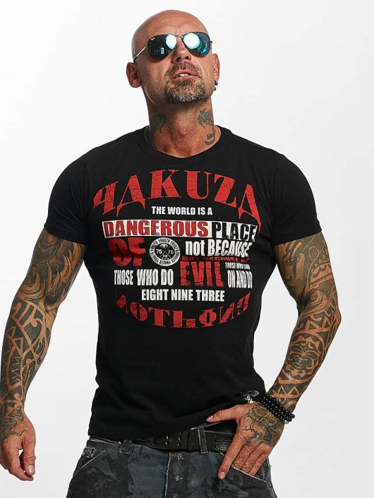 Yakuza T-Shirt Dangerous Place black