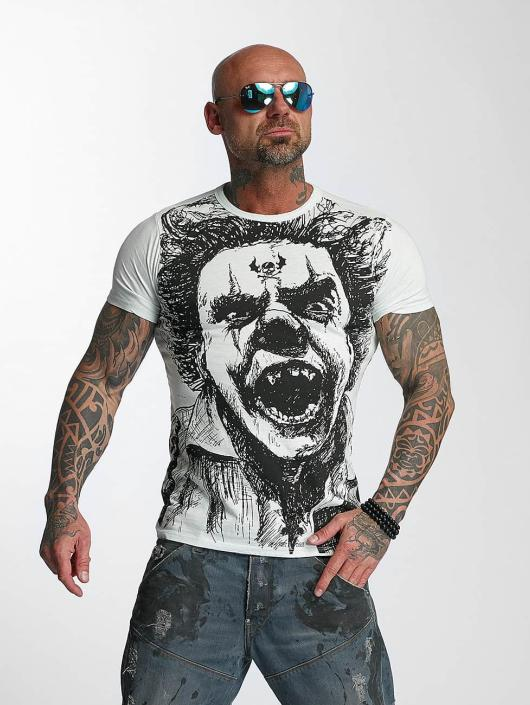 Yakuza T-Shirt King blue