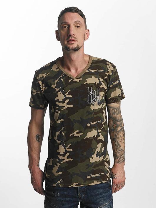 Yakuza t-shirt Basic camouflage