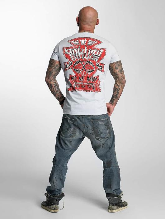 Yakuza T-Shirt Hit Me grau