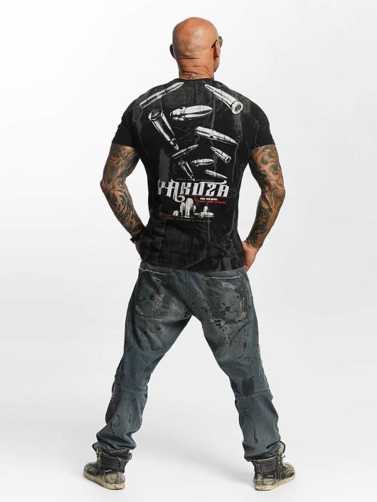 Yakuza T-shirt Blaze N Glory nero
