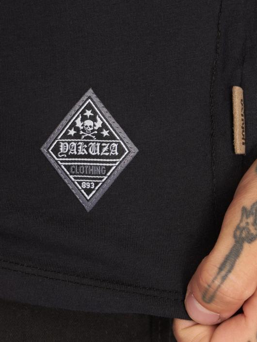 Yakuza T-shirt Love Hate nero