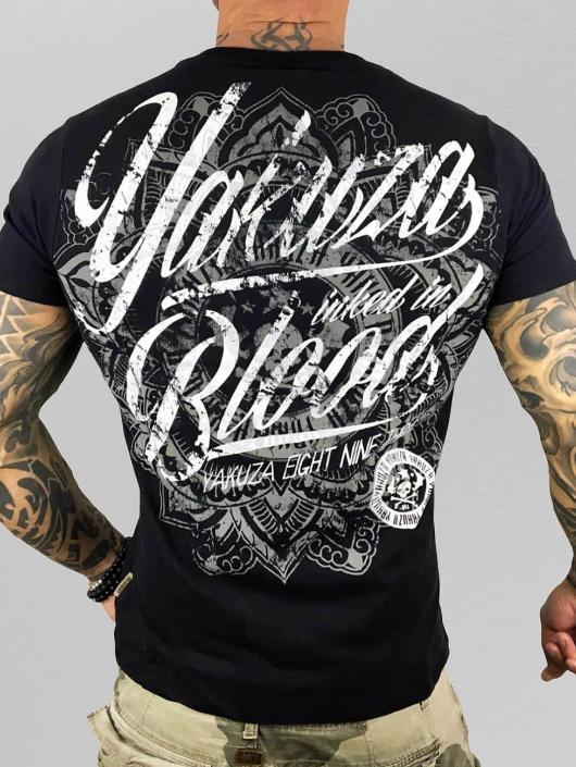 Yakuza T-Shirt Inked in Blood noir