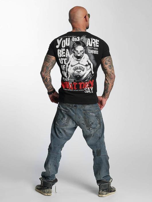 Yakuza Beautiful T U shirt Homme 349051 Noir R Errfq