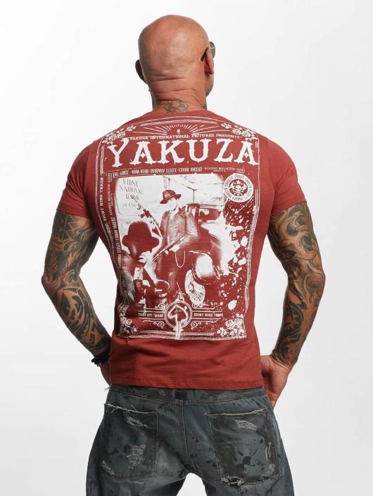 Yakuza T-Shirt Farther rot