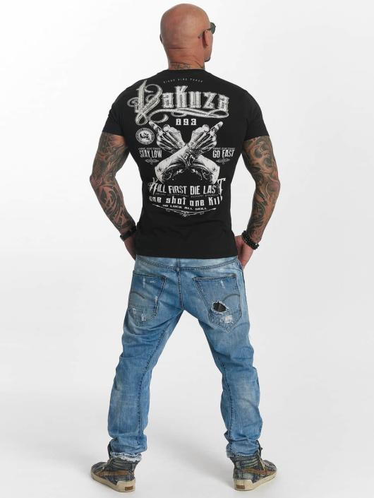 Yakuza T-Shirt One Shot schwarz