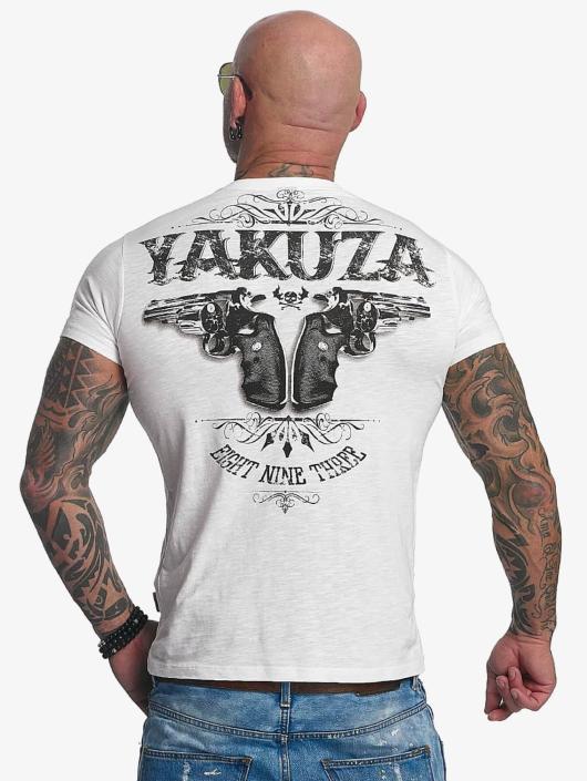 Yakuza T-Shirt Daily Use weiß