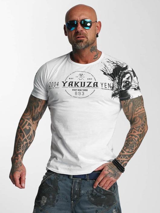 Yakuza T-Shirt Yent white