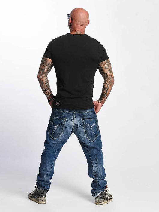 Yakuza t-shirt Basic zwart
