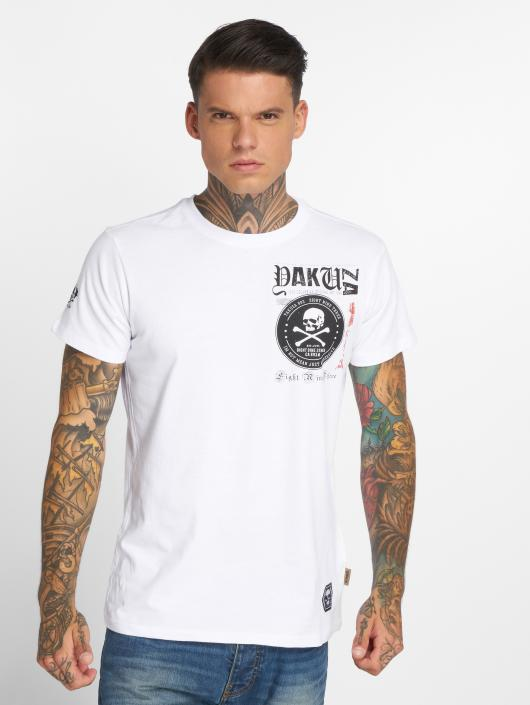Yakuza T-shirts Columbian Original hvid