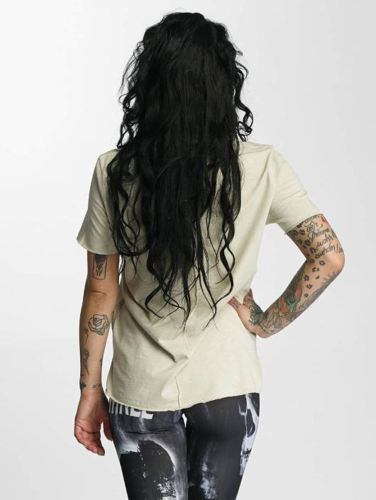 Yakuza T-Shirty Built bezowy