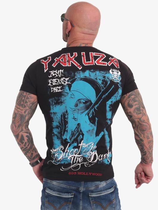 Yakuza T-Shirty Special czarny