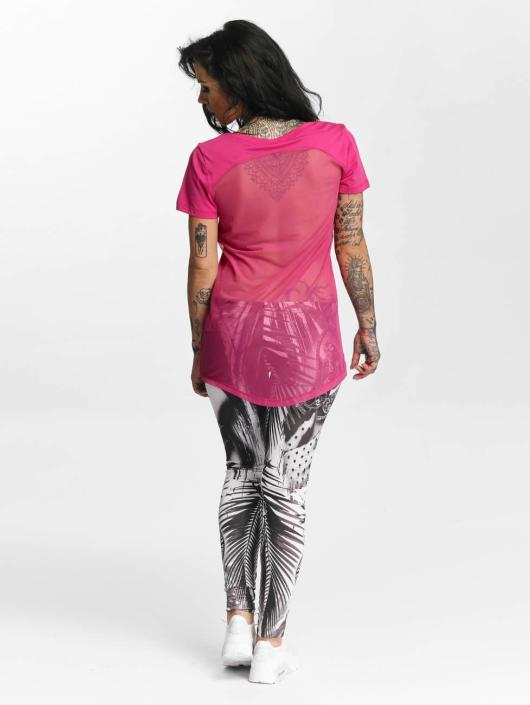 Yakuza T-Shirty All Thats Left Limid pink