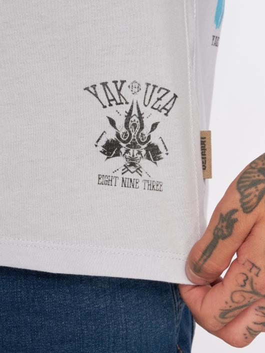Yakuza T-Shirty U R Beautiful szary