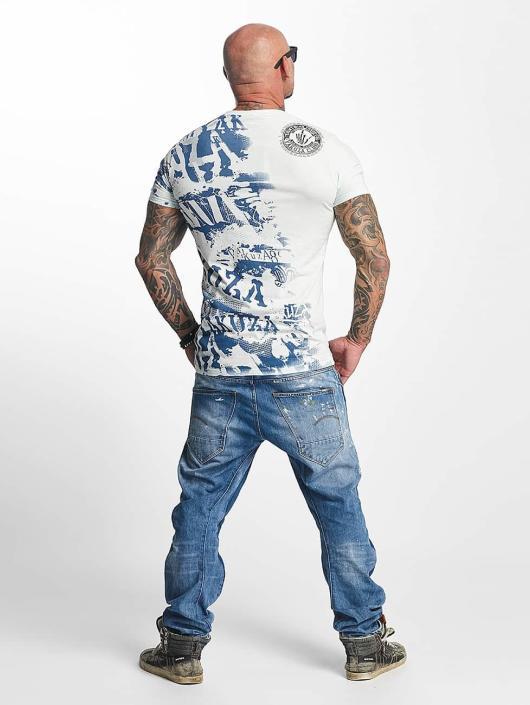 Yakuza T-Shirty Club turkusowy