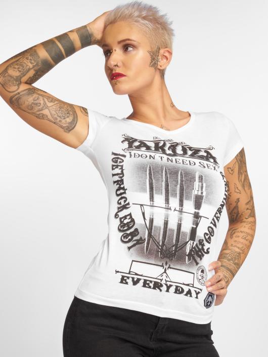 Yakuza T-skjorter Everyday hvit
