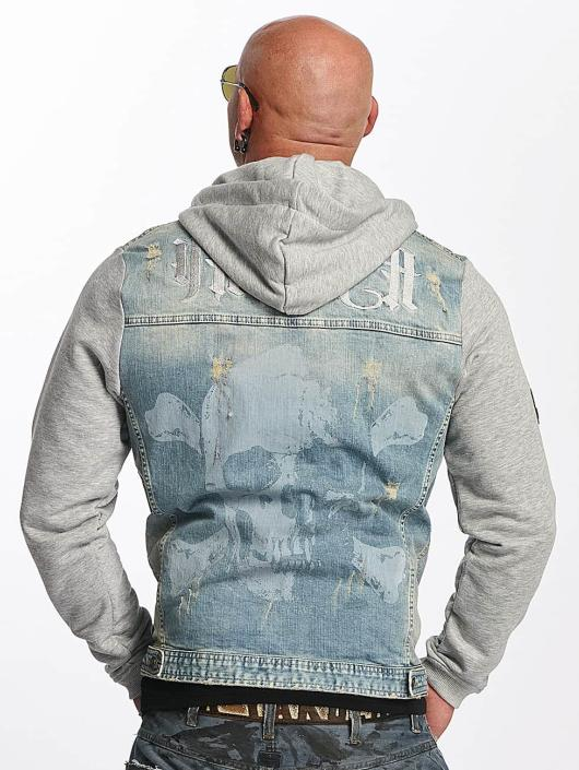 Yakuza Transitional Jackets Killed By Fame blå