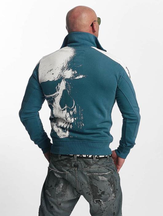 Yakuza Välikausitakit Skull sininen