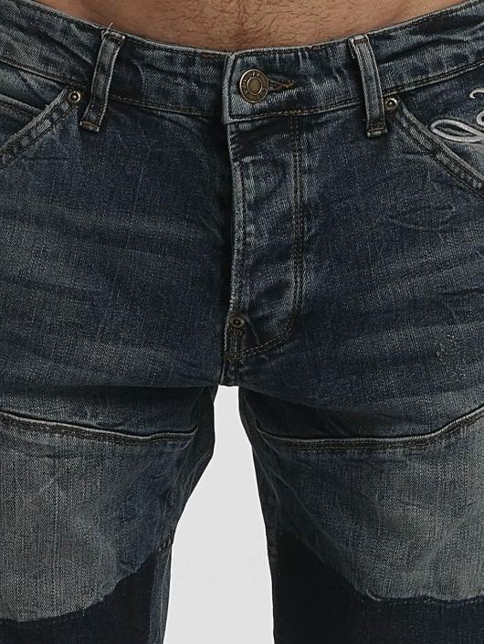 Yakuza Vaqueros rectos Straight Fit Jeans índigo