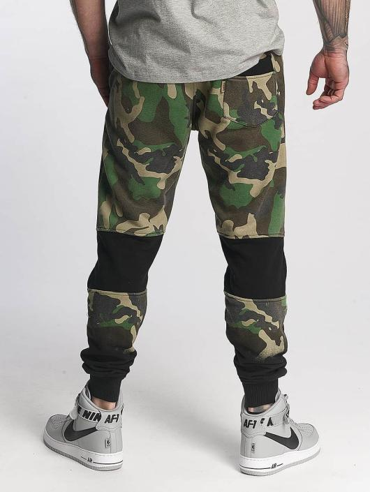 Yakuza Verryttelyhousut Military camouflage