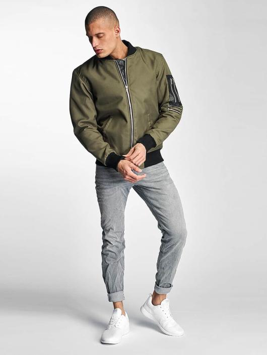 Yezz Lightweight Jacket Warren olive