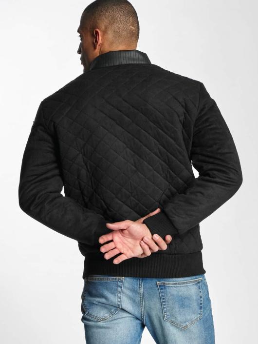 Yezz Transitional Jackets Velour Step svart