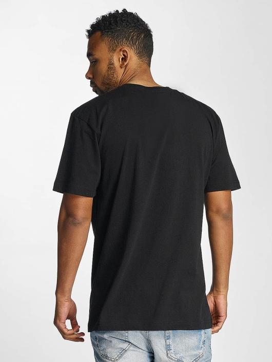 Yums T-Shirty Wild Splatter czarny
