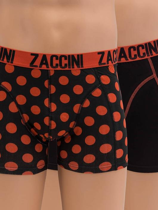 Zaccini Boxer Royal Dots orange