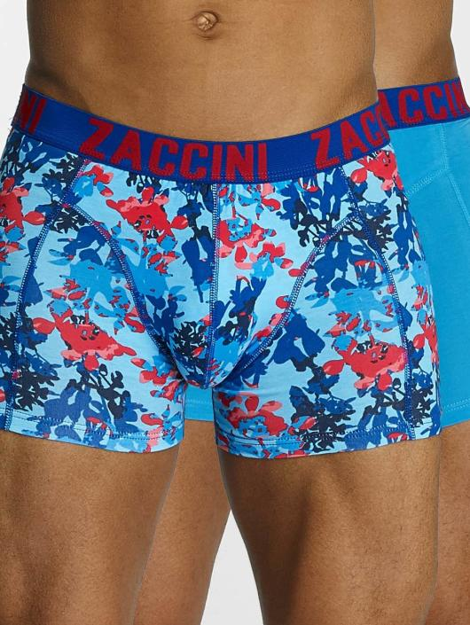 Zaccini Boxer Short Painted Spring blue